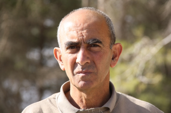 סלמאן אבו-רוקון, איש רשות הטבע והגנים ותושב עוספייה